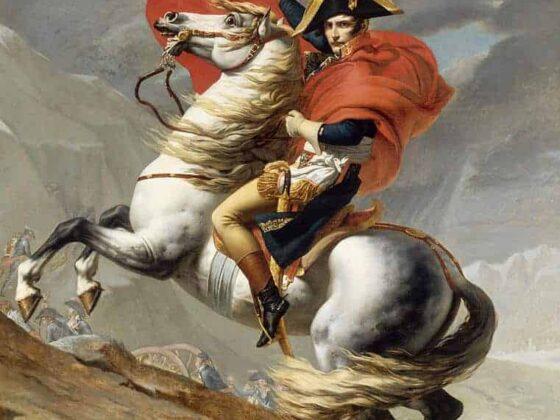 Co zamierza Napoleon ? 1