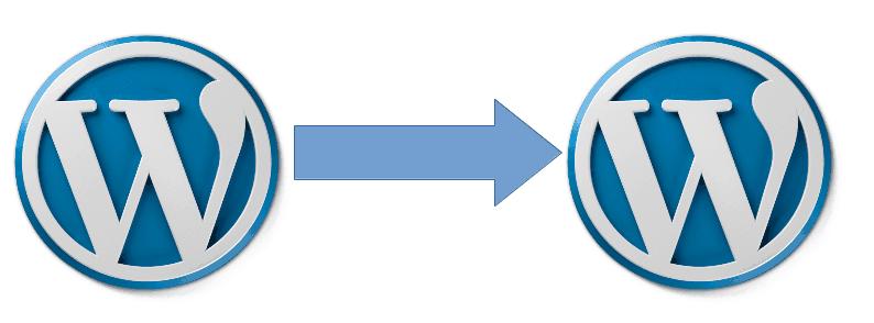 Przenoszenie WordPressa bez pomocy wtyczek