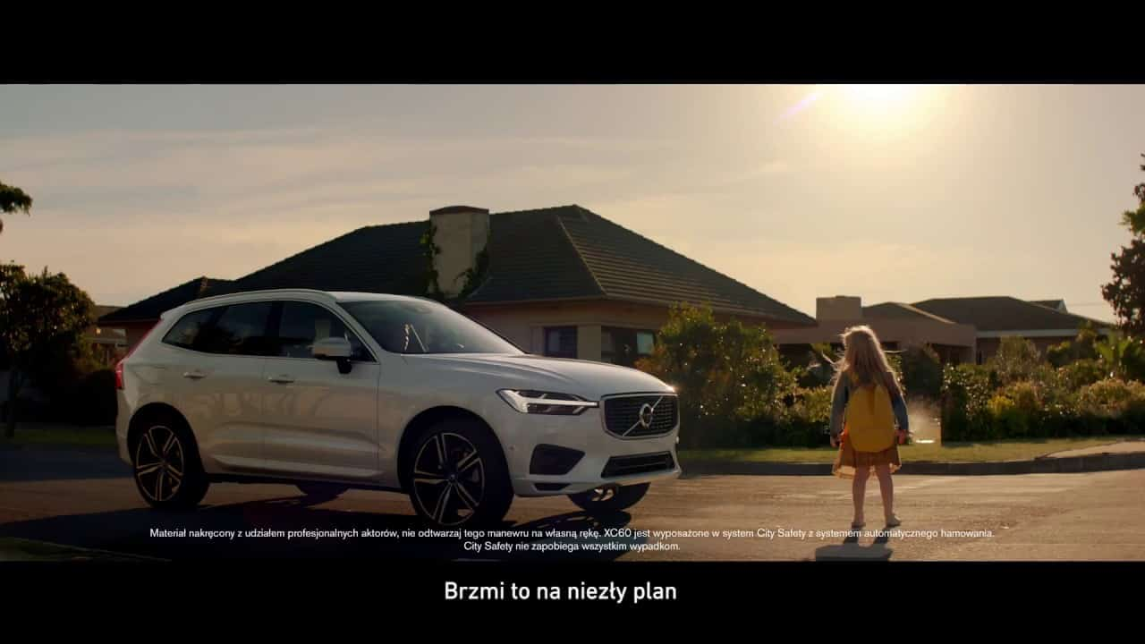 "Nowa reklama Volvo XC60 – ""Moments"""