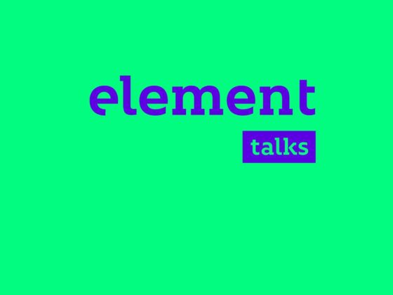Element Talks 2018 2
